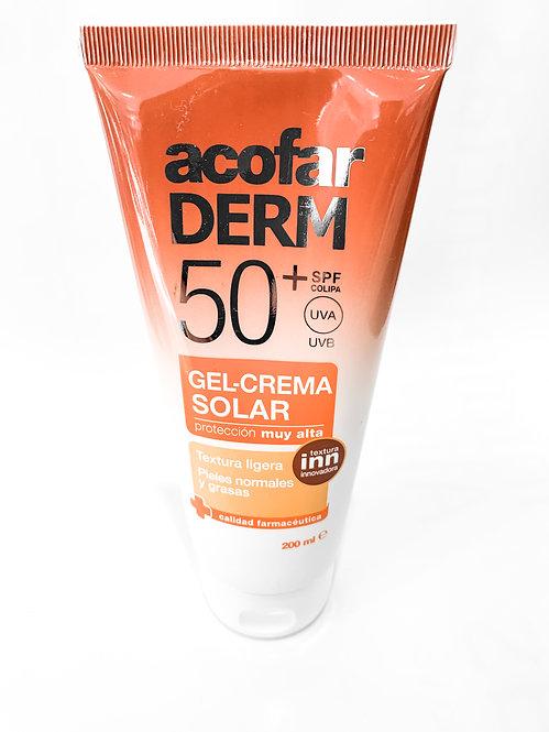Protector Solar 50 - Gel / Crema