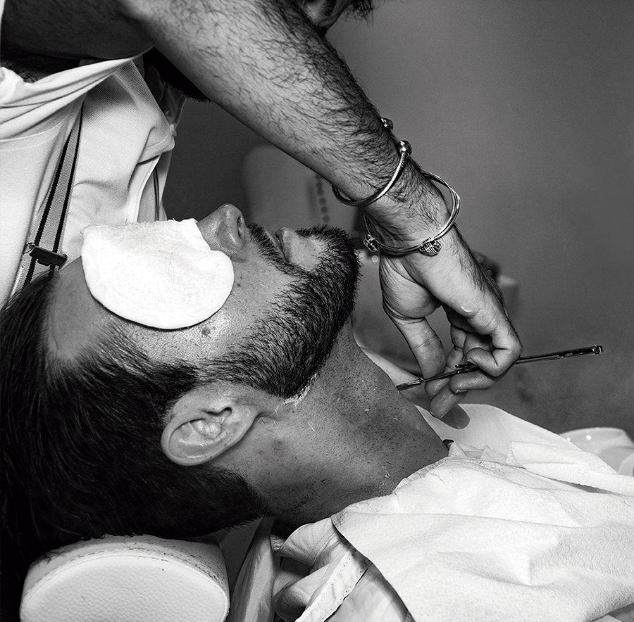Ritual Afeitado / Ritual Beard