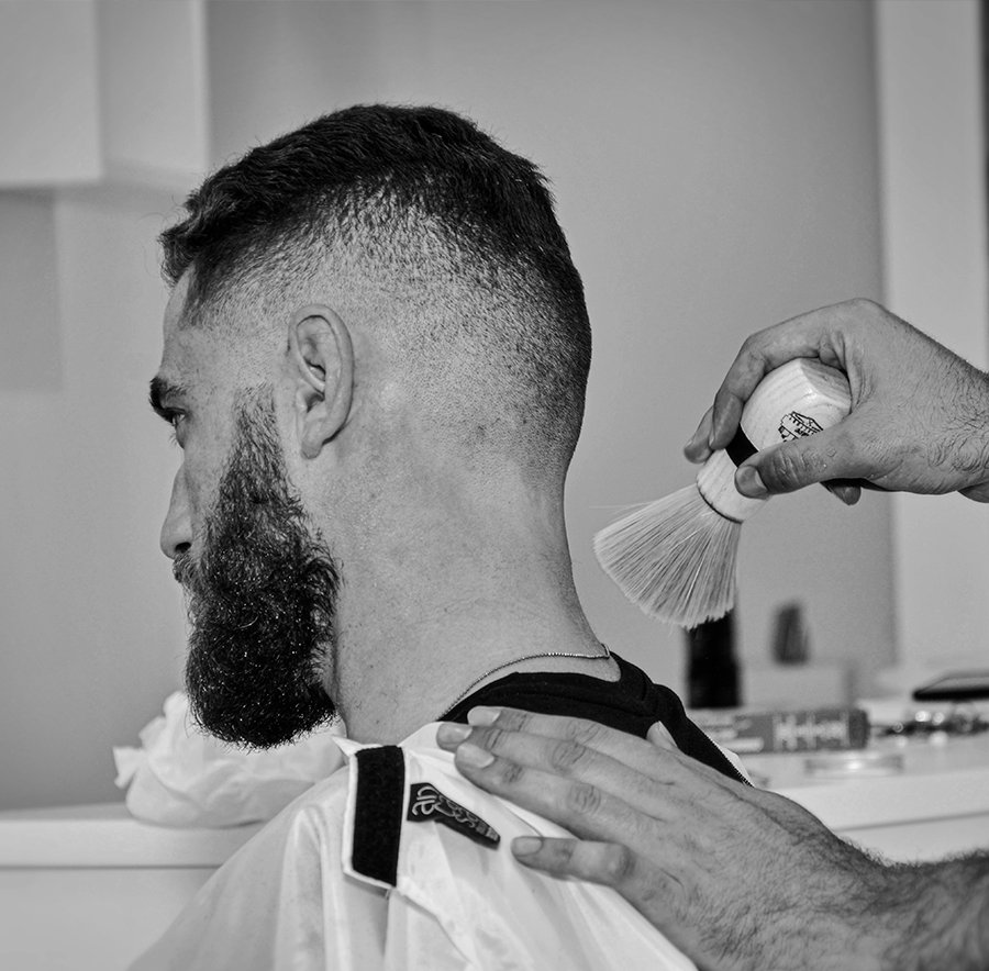 Corte con Arreglo de Barba / Hair Cut & Shape Beard