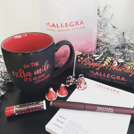 holiday branded gifts