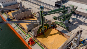 Bruks Siwertell Commissions New 80,000 Ton Ship Unloader in Mexico