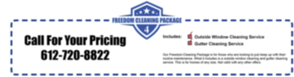 Outside Window Cleaning and Gutter Cleaning Services