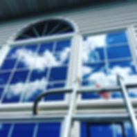 Streak Free Window Cleaning