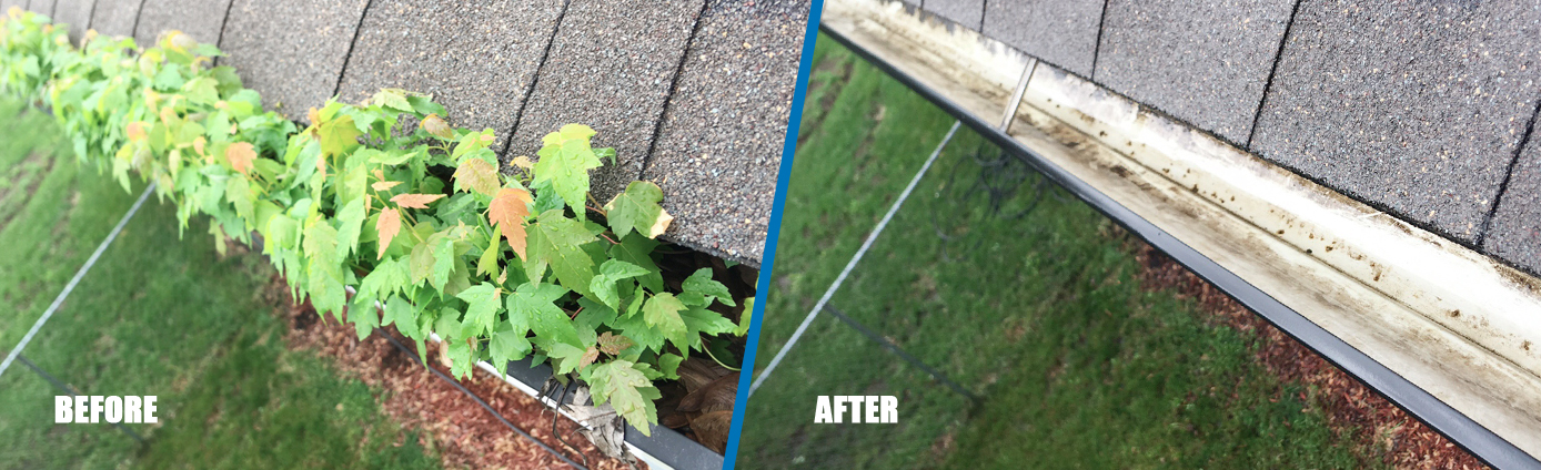 Gutter Cleaning Service in Minnesota