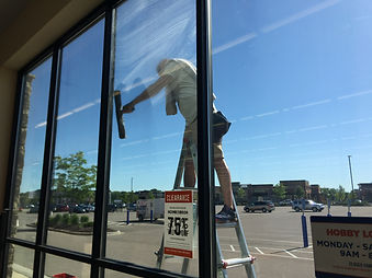 Summer Window Cleaning Services