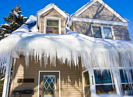 #1 Reason You Should Clean Your Gutters Before Winter!