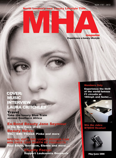 MHA Magazine Cover