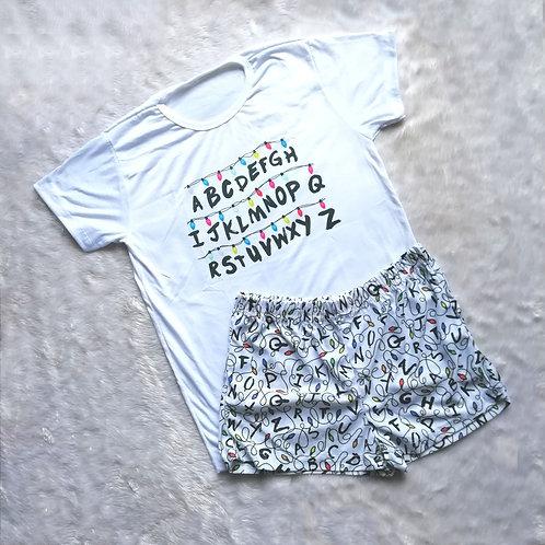 Pijama mujer Stranger