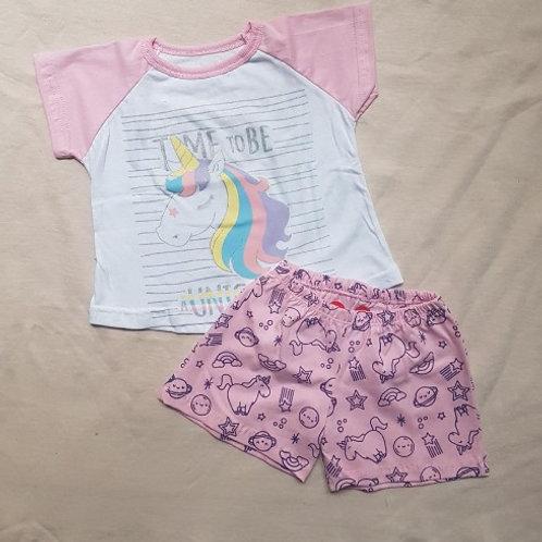 Pijama niños unicornio