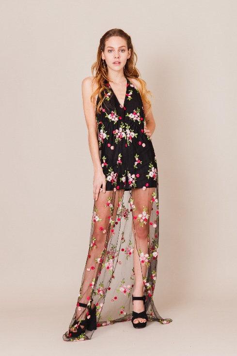 Vestido Luximun