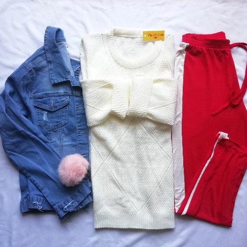 Pantalon sporty
