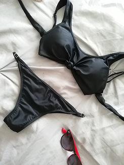 Bikini cancun negra
