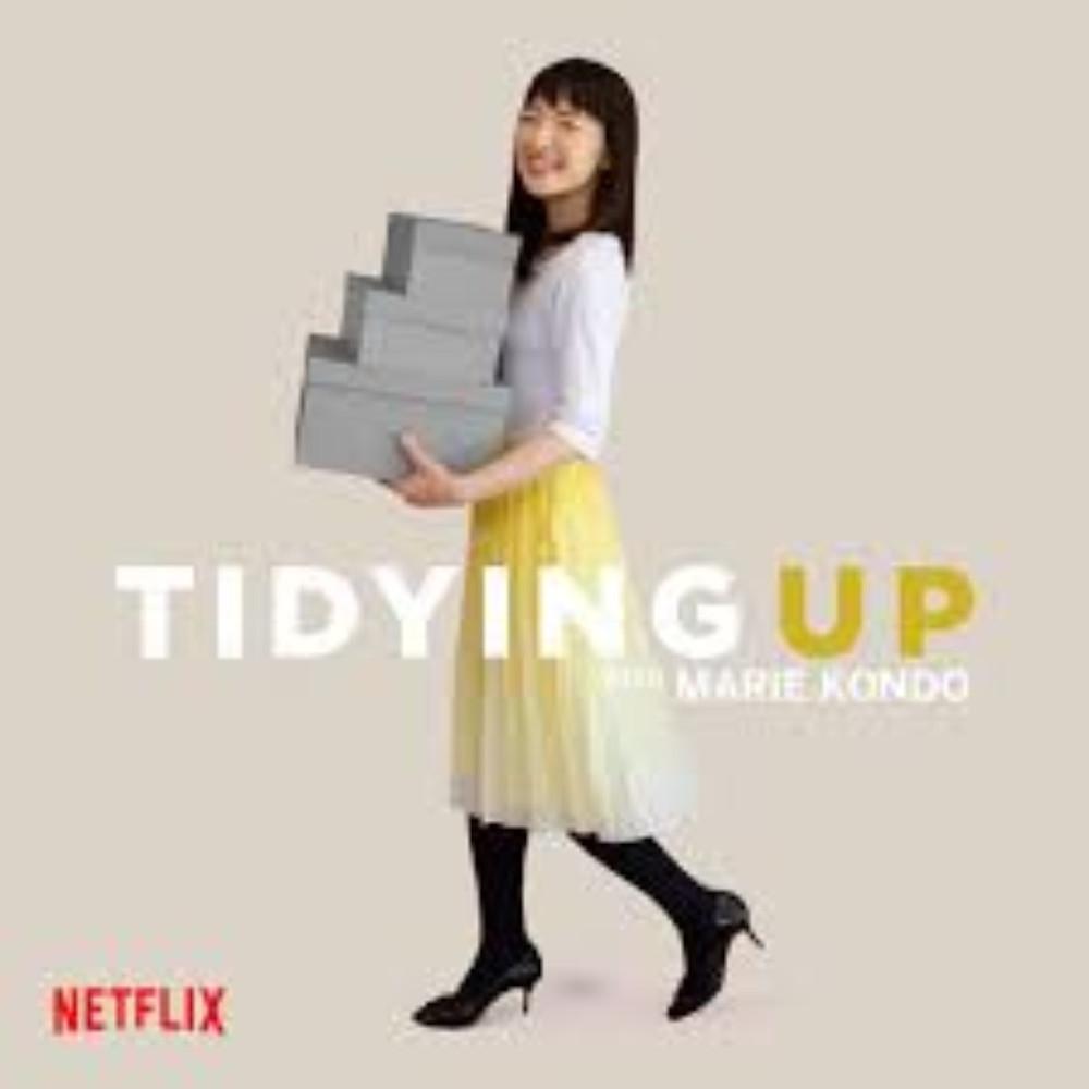 Serie de Marie Kondo Netflix