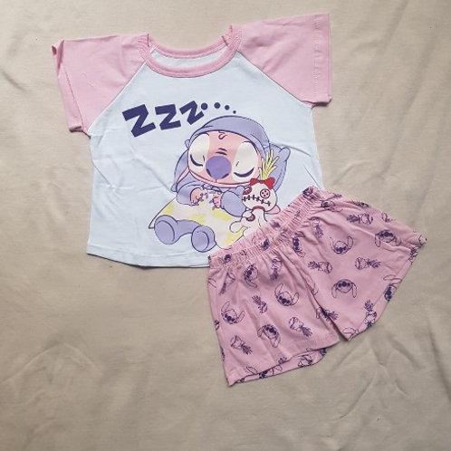Pijama niños stitch