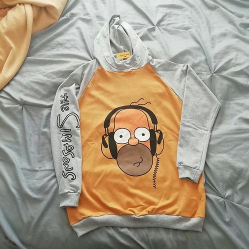 Buzo Homero DJ (VERANO)