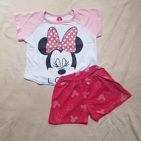 Pijama niños minnie