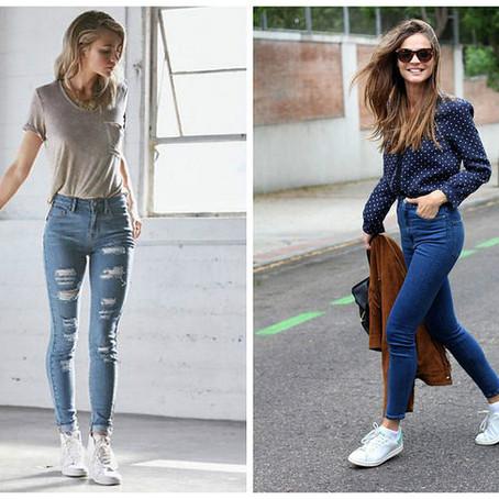5 ideas para combinar tus looks con jeans