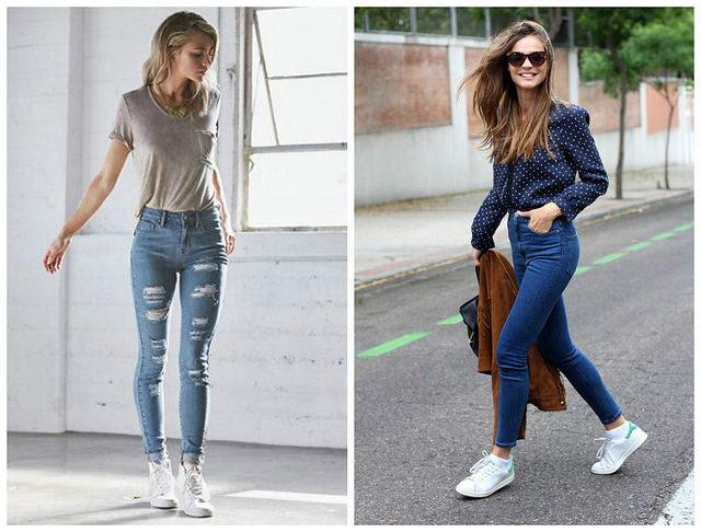 Casula look con jean