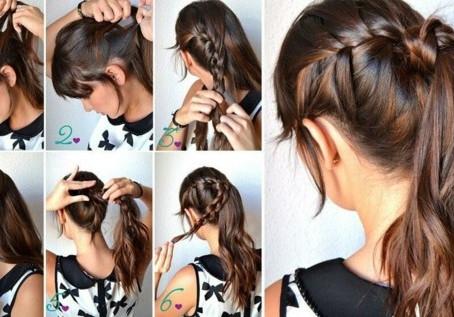 3 Peinados fáciles que te sacan de un apuro