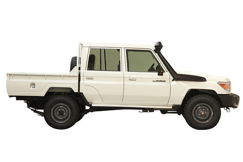 TOYOTA LAND CRUISER PICK UP DOUBLE CABIN DIESEL