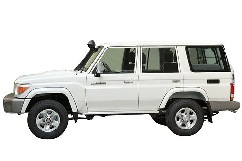 TOYOTA LAND CRUISER HARD TOP LX10 HZJ76 4WD HIGH GRADE