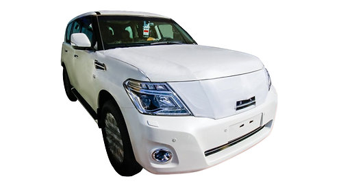 NISSAN PATROL Y62 4.0L SE V6 TYPE 2 OPTION PACK