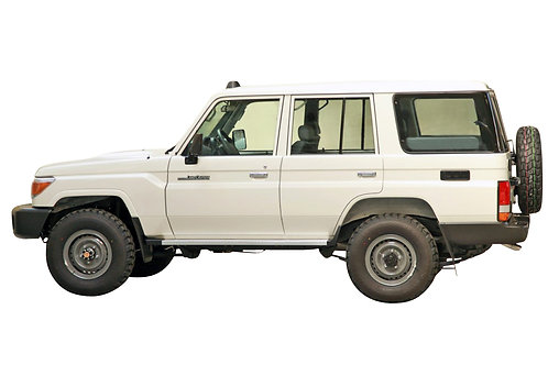 TOYOTA LAND CRUISER HARD TOP LX10 HZJ76 4WD STANDARD