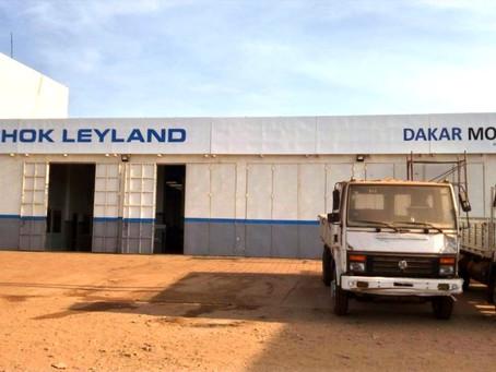Dakar Motors new branch in Senegal