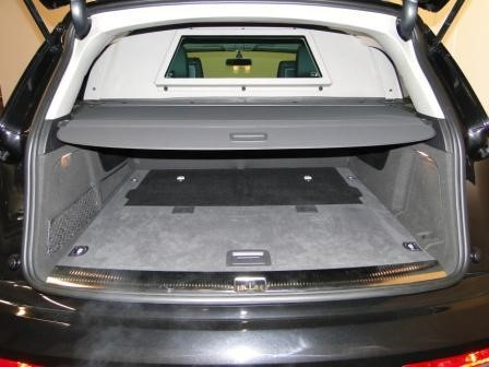 Audi Armored