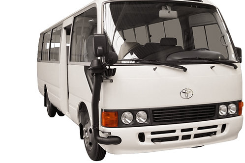 TOYOTA COASTER BUS 30 SEATER 4.2L DIESEL A/C