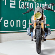 Dahoon Nam, 23-A, 2020, mixed media, 90