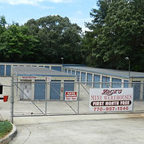 Storage Services Mcdonough GA