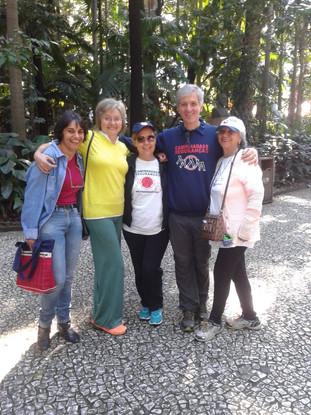 Rosalva Caminhadas 2016 Goretti e Dr Fab