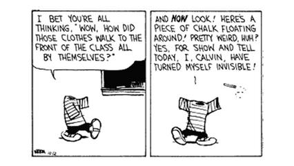 """Você vem sofrendo de """"invisibilidade profissional""""?"""