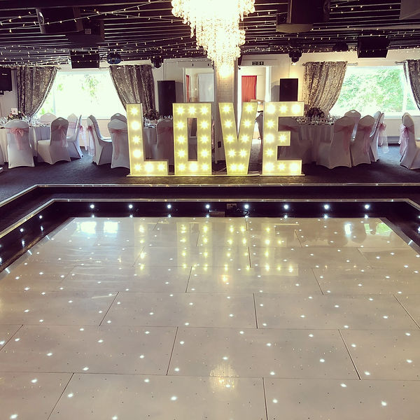 LED Dance Floor Hire Kent | LED Dance Floor Hire London