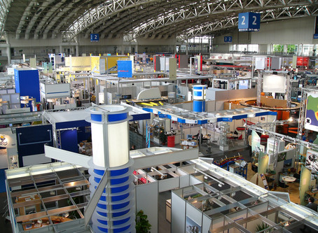 5 Top Tips For Setting Up An Exhibition Stand