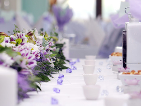 Top Trends To Consider For Your Wedding Decor