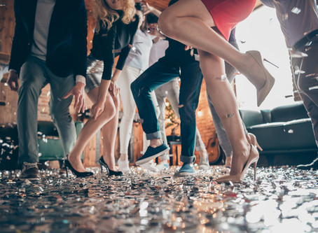 Would You Get A Dance Floor For A Christening Party?