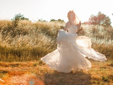 Great Spring Wedding Photo Ideas