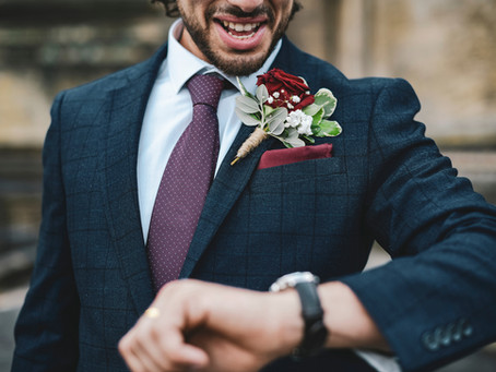 Mistakes To Avoid For The Groom