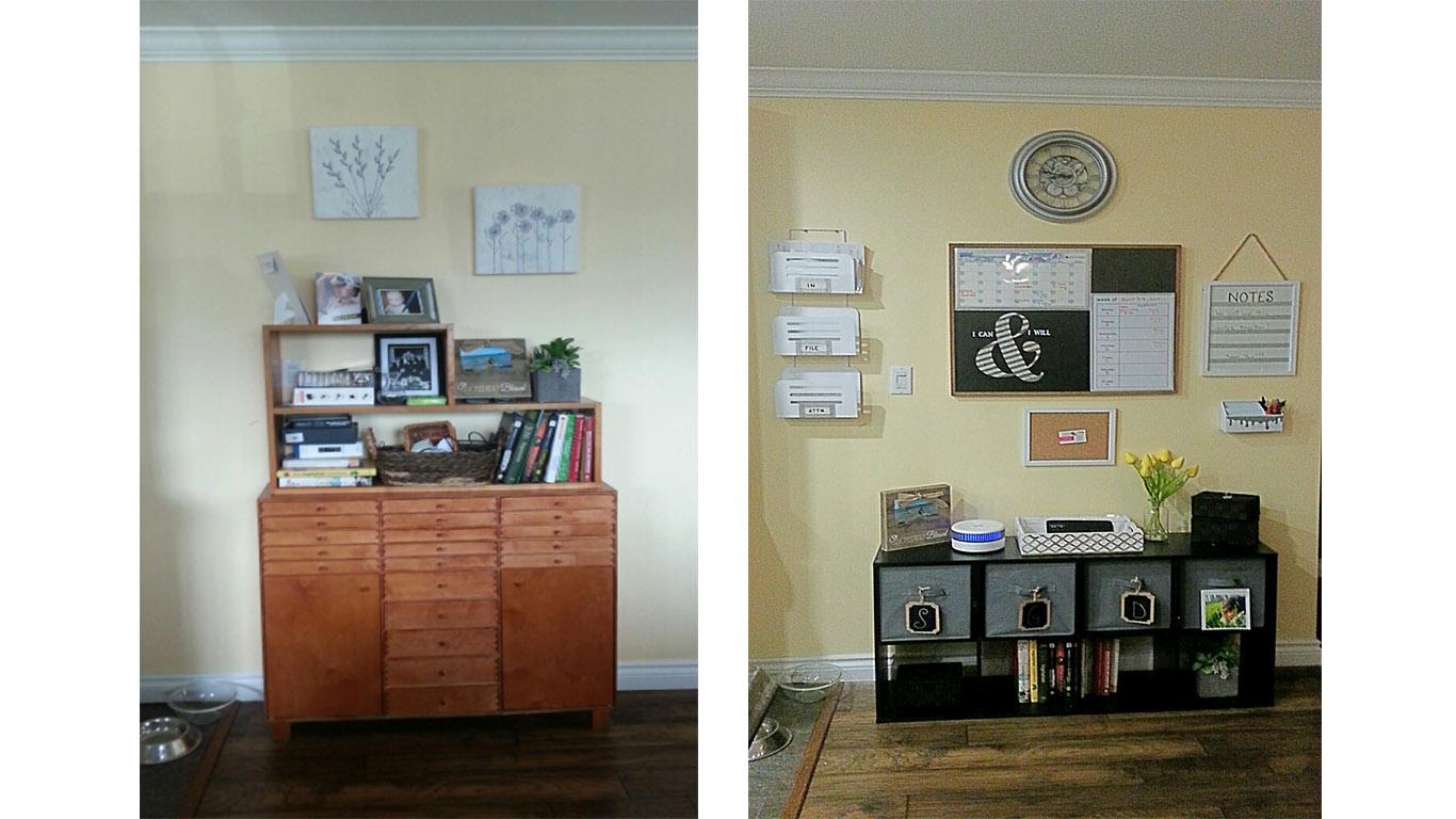 Declutter, Organize & Decorate