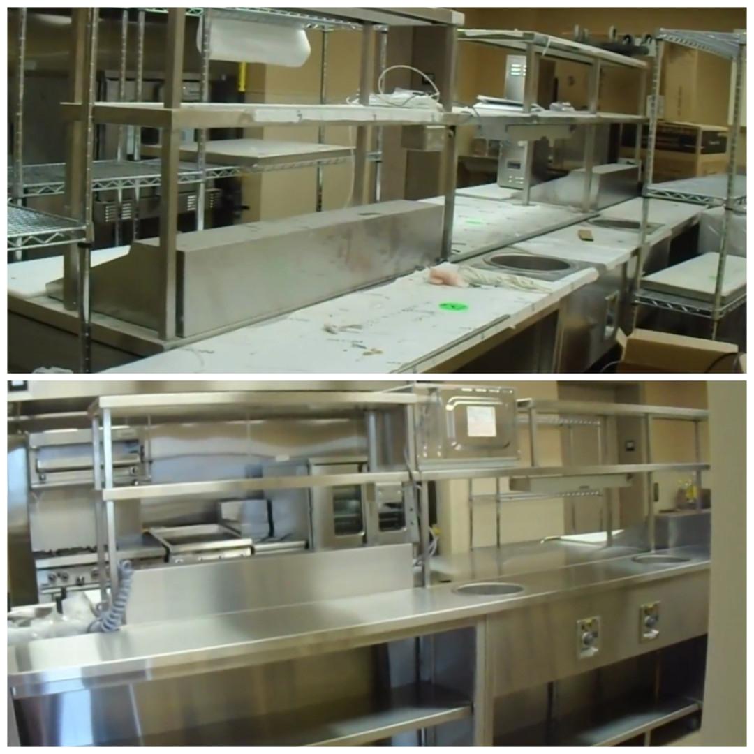 Stainless Steeel Kitchen