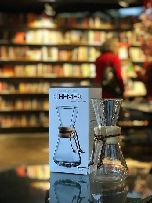 Chemex - 3 xícaras