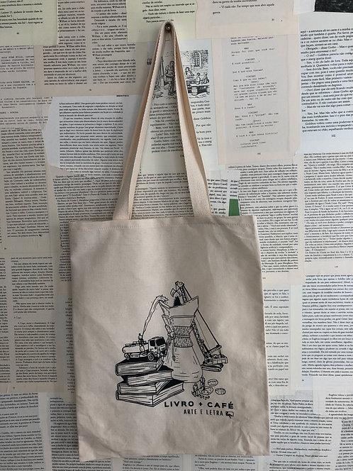 Sacola Arte & Letra