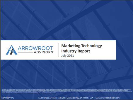 MarTech Industry Analysis