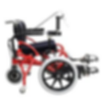 Profhand Pedal Wheelchair