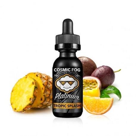 60 ml TROPIC SPLASH Cosmic Fog Platinum Collection E-Juice / Υγρά αναπλήρωσ