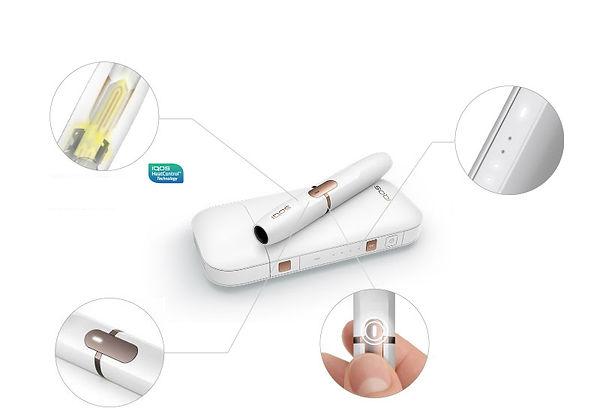 Marlboro Iqos – innovatives und weniger schädliches Tabakprodukt