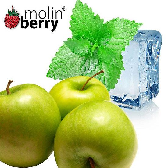 200 ml Cider Apple Mint Molinberry M-line DIY Υγρά άτμισης