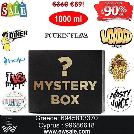 1000 ml Mystery Box υγρά αναπλήρωσης